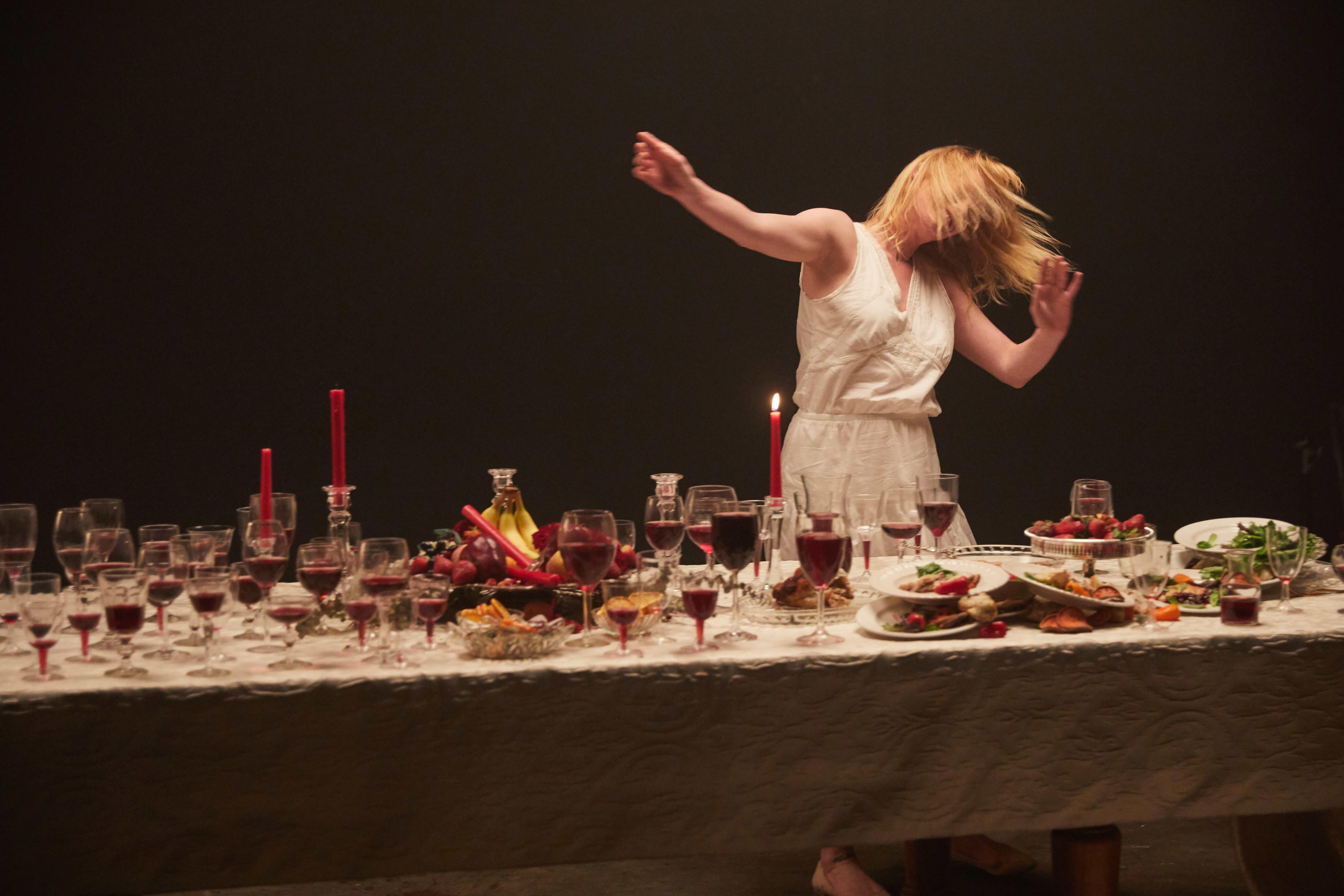 San Fermin's The Hunger, directed by Benjamin Kutsko