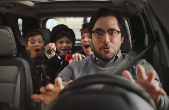 Miniac Films director John Christopher Pina directs new campaign for Chevrolet's 2018 Equinox