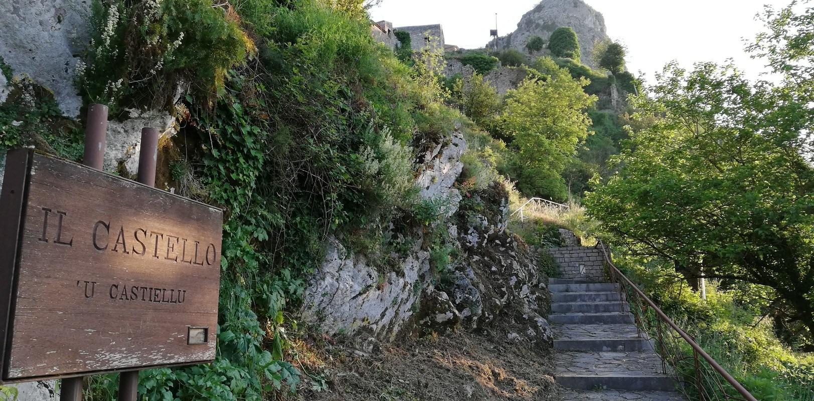 borgo medievale centola