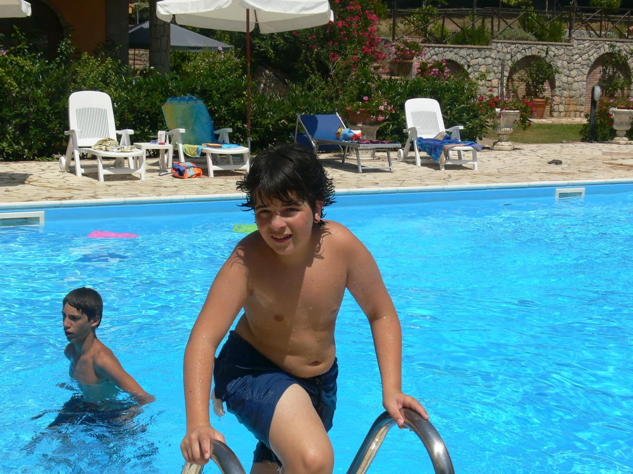 particolare piscina palinuro