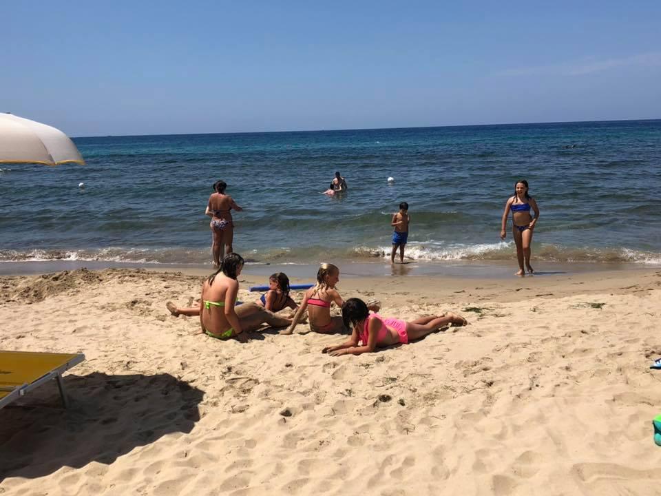 Lido Molpè spiaggia Palinuro