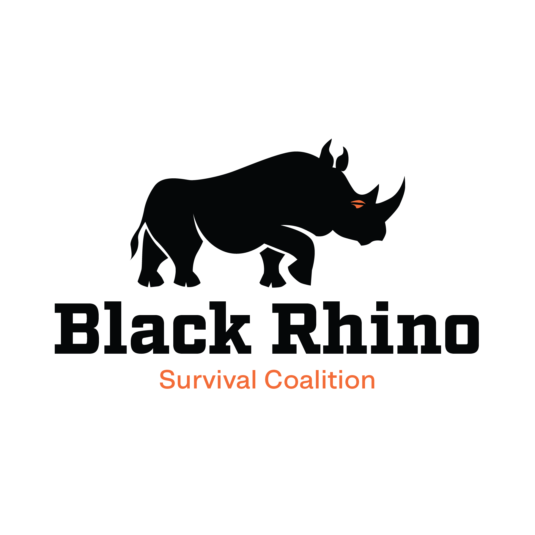 Black Rhino Chocolate logo