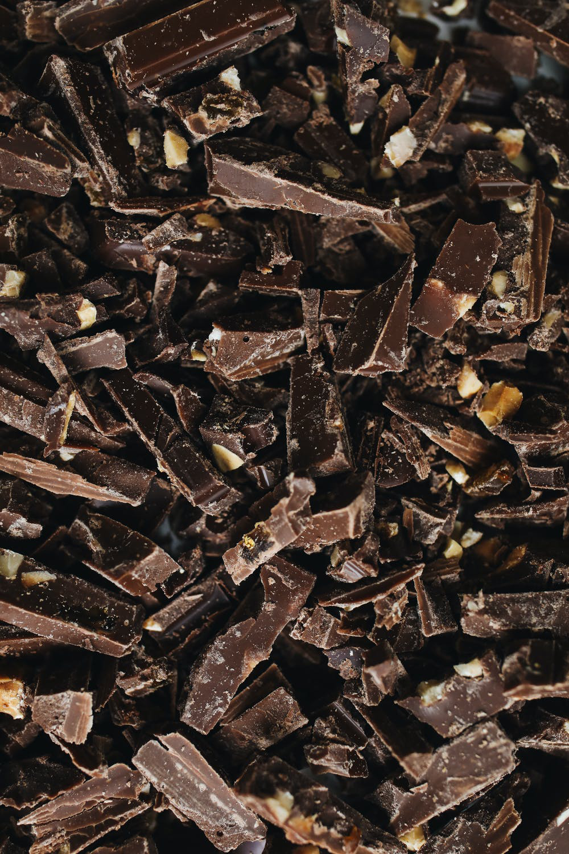 Chocolate bites for Black rhino chocolate