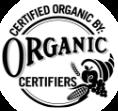 Certified Organic Certified Logo