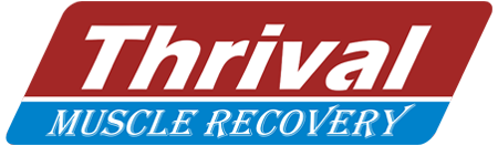Thrival Muscle Recovery logo