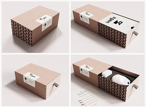 Packaging Zgen by 19Hz