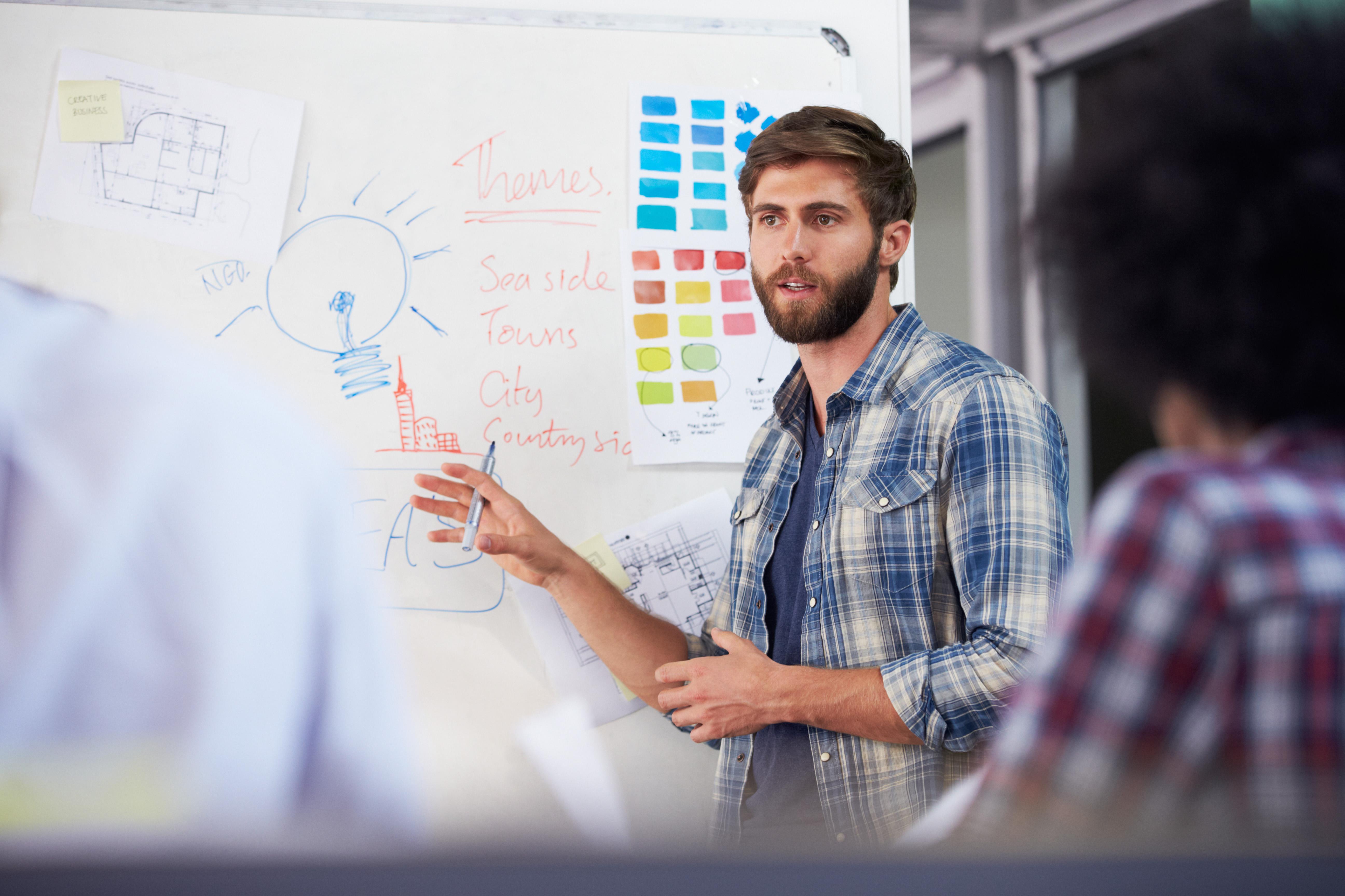 Parcours création et développement de produits innovants centrés utilisateurs