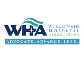 Wisconsin Hospital Association Logo