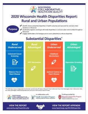 2020 Disparities Report