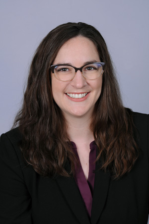 Abbey Harburn, Project Analyst