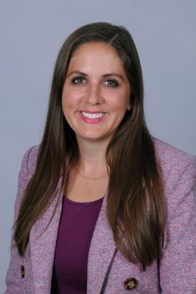 Gabrielle Rude, CEO of WCHQ