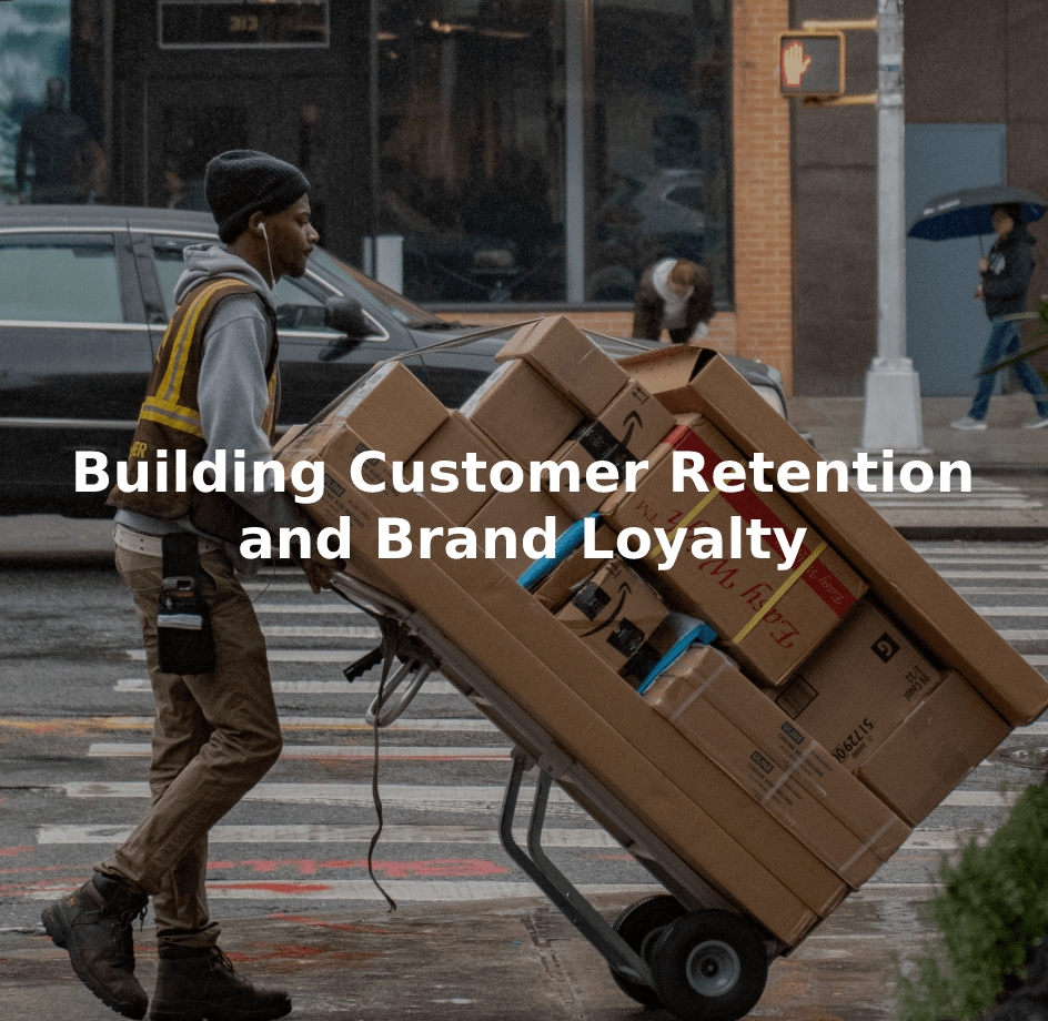 Building Customer Retention and Brand Loyalty Image