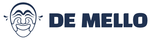 Demello coffee logo