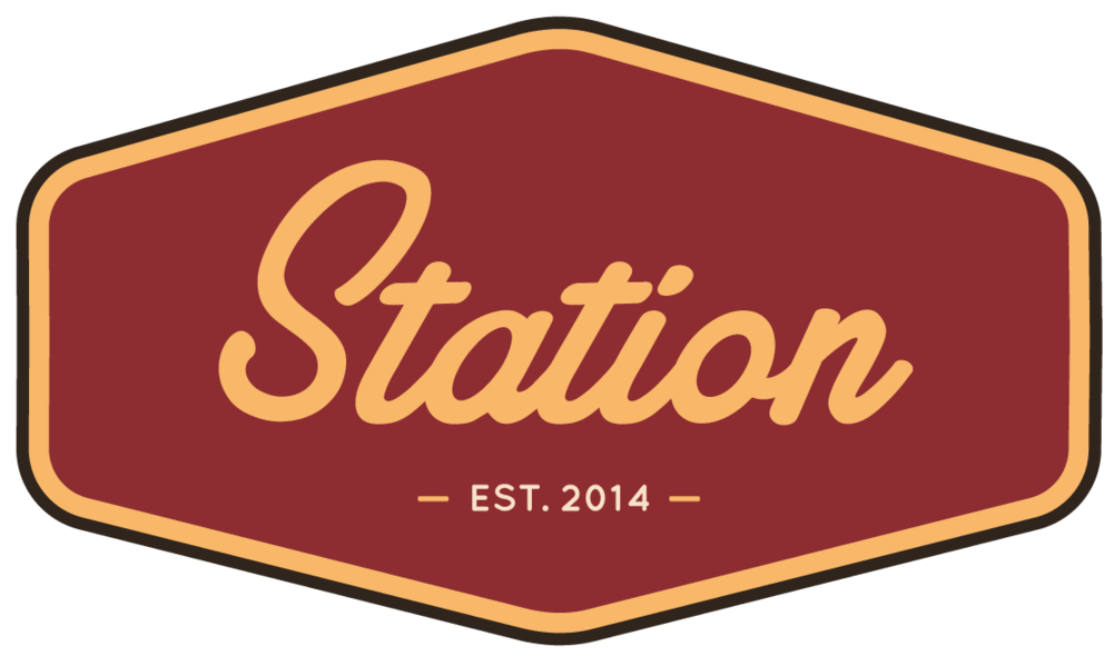 Station cold brew logo