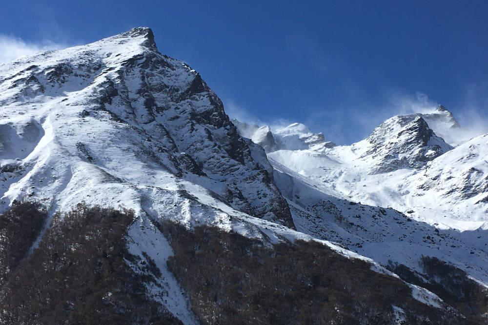 La vallée du Langtang au Népal