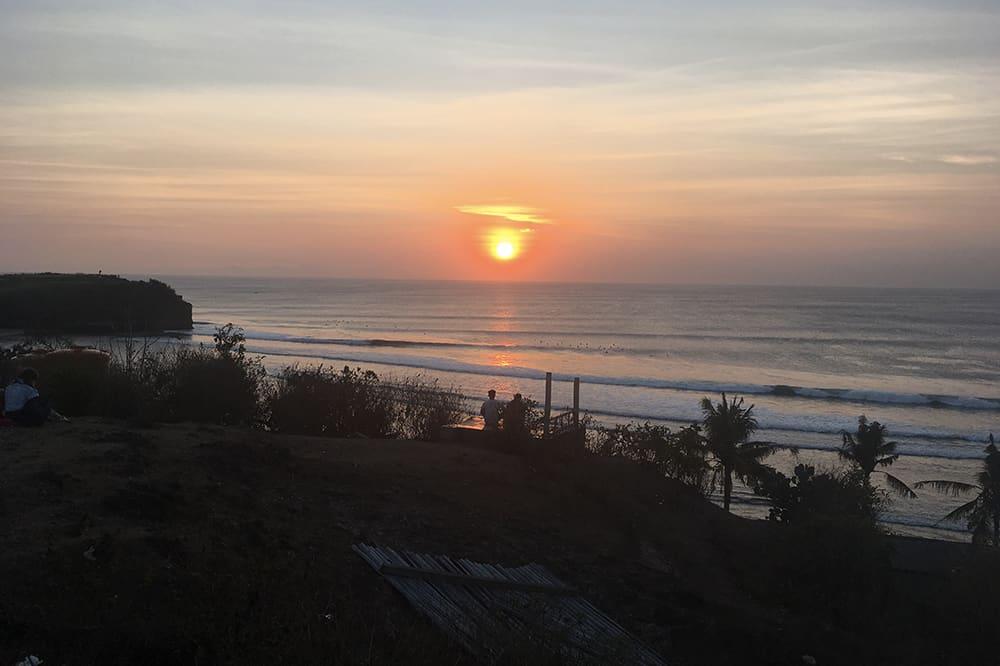 Sunset Balangan