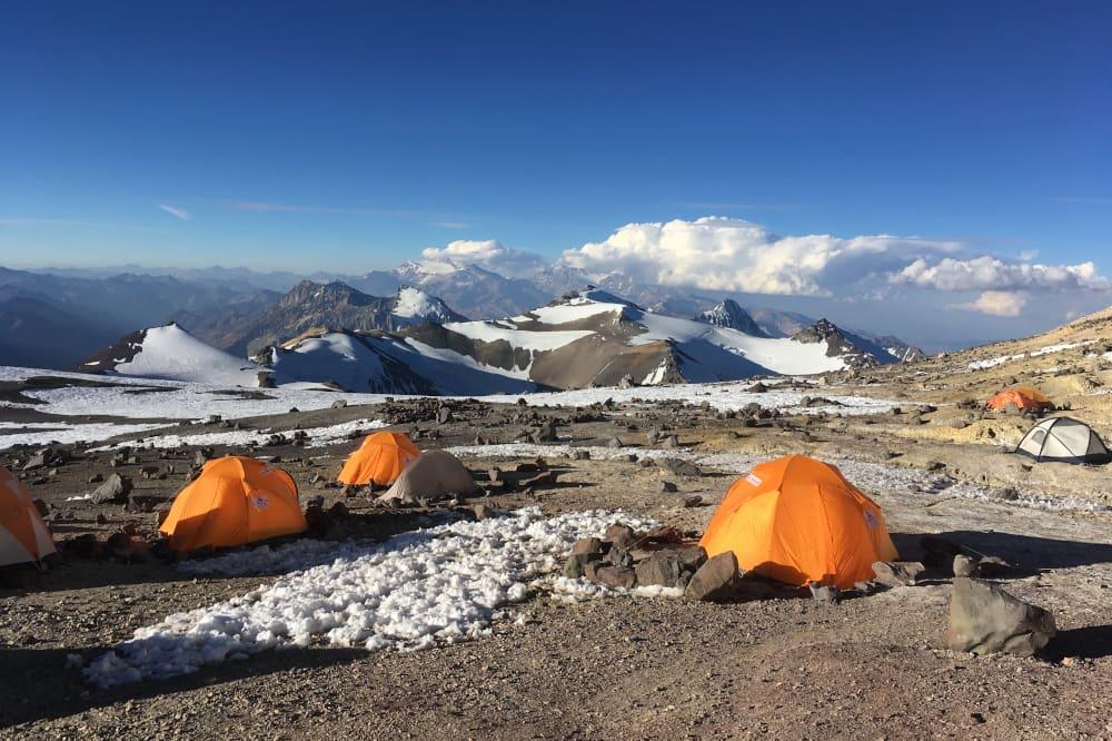 Camp 2 - Aconcagua
