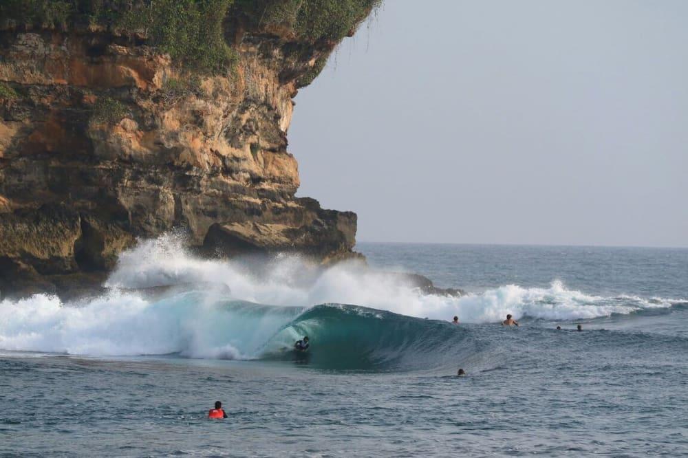 Watukarung - Java - Indonésie