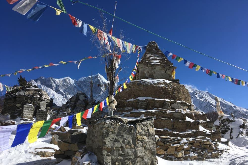 La vallée du khumbu - Népal