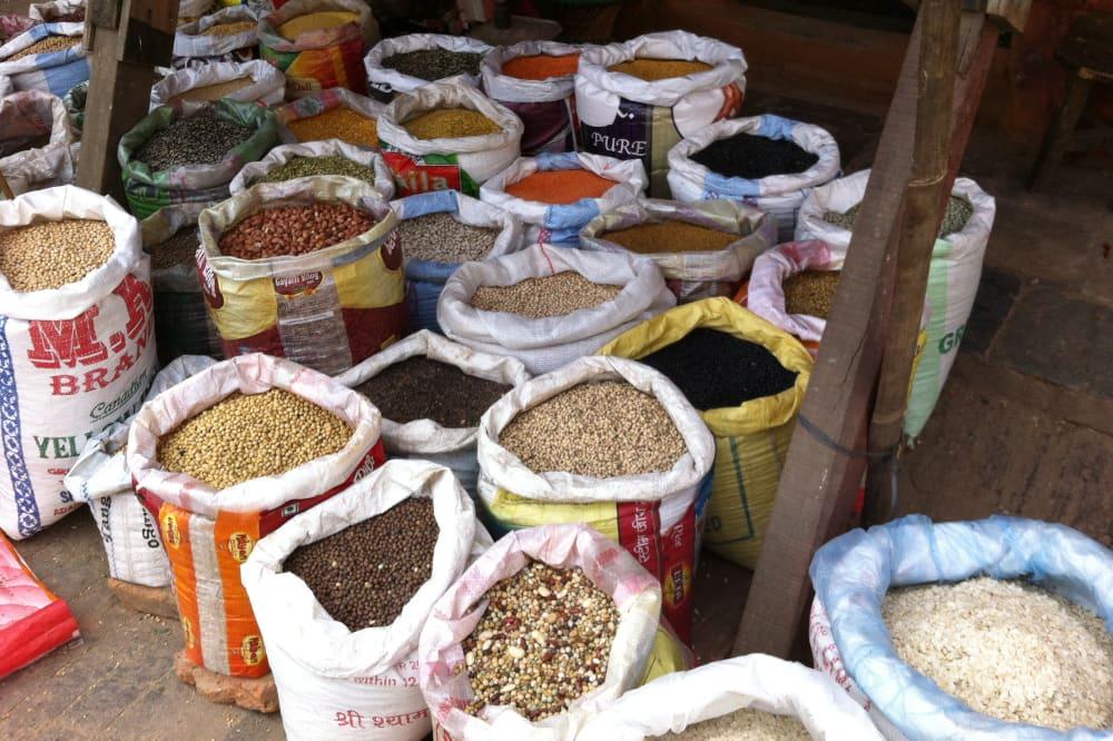 Market - Népal