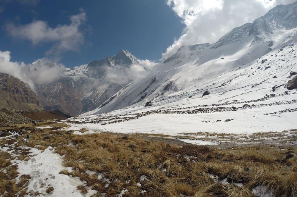 Sagarmatha Park - Népal