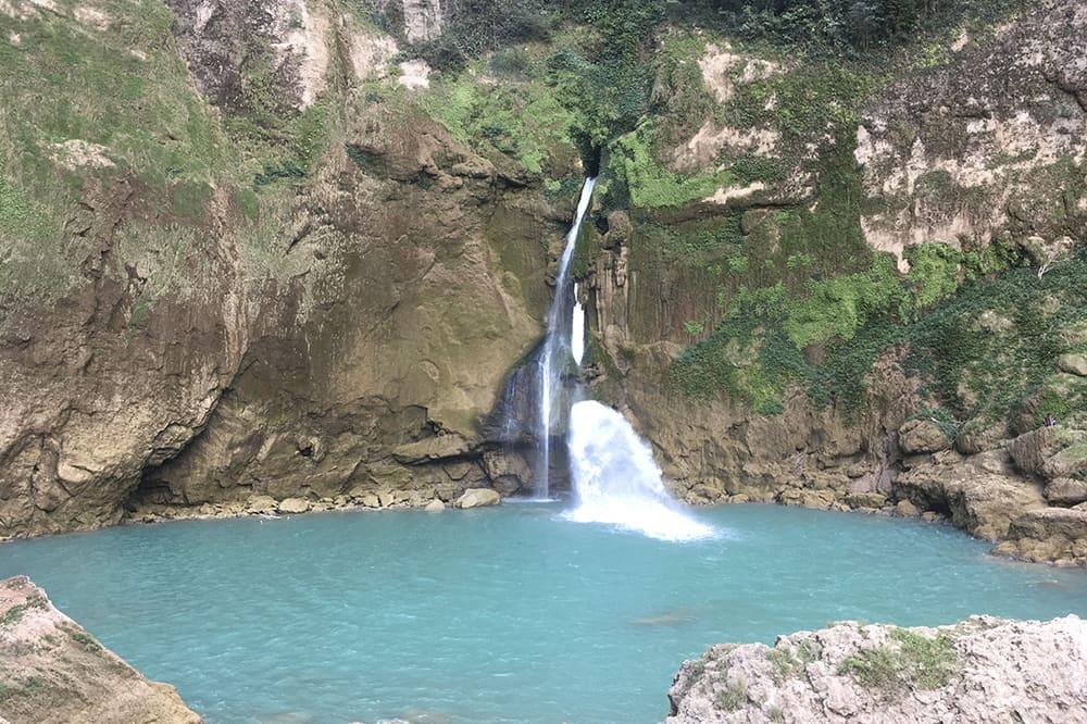 Waterfall Sumba - Indonésie