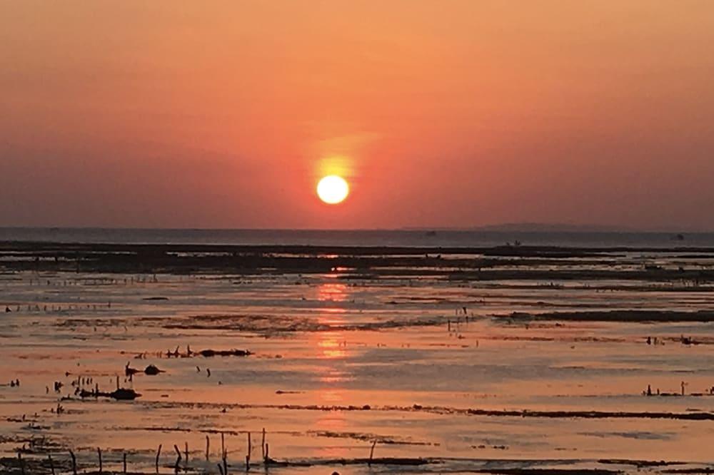 Sunset Timor - Indonésie