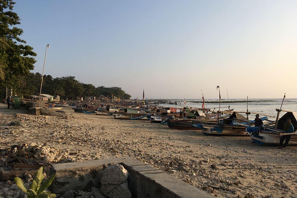 Port de pêche - Java - Indonésie