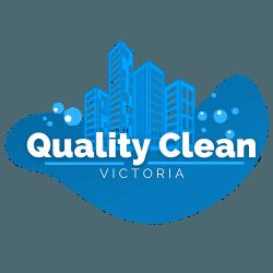 Quality Clean Victoria Logo