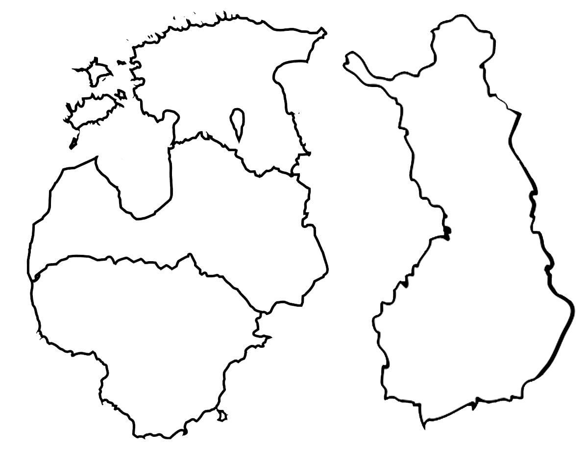 Baltic states and scandinavia fliistrade