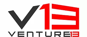 v13 venture 13 logo