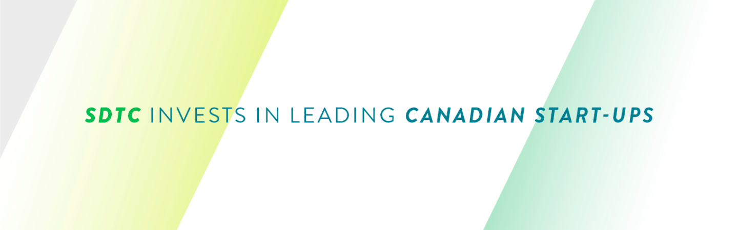 sdtc invests in leading canadian start up image