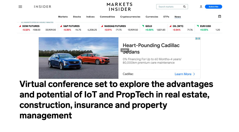 Business Insider Argentum article