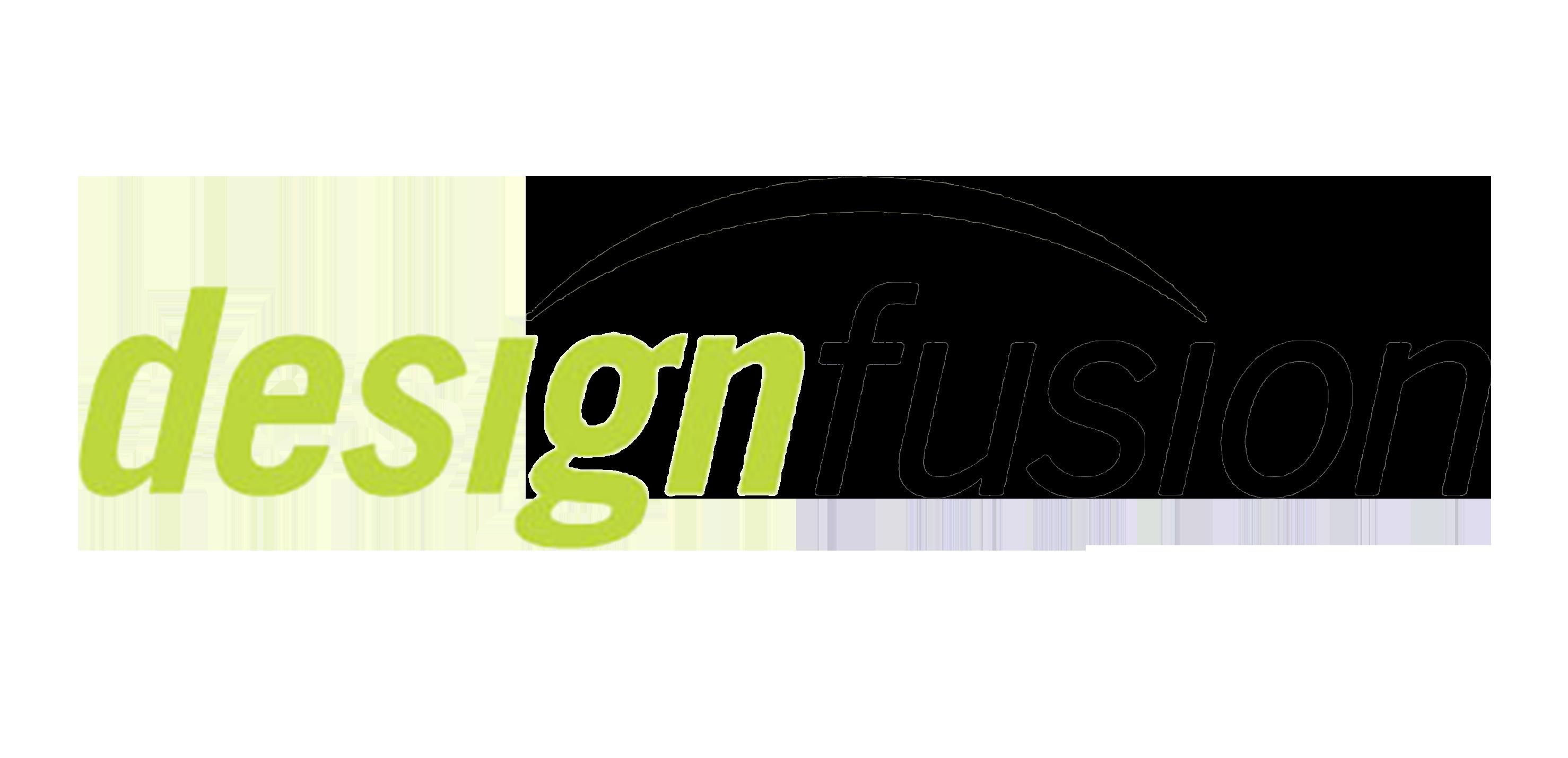 design fusion logo