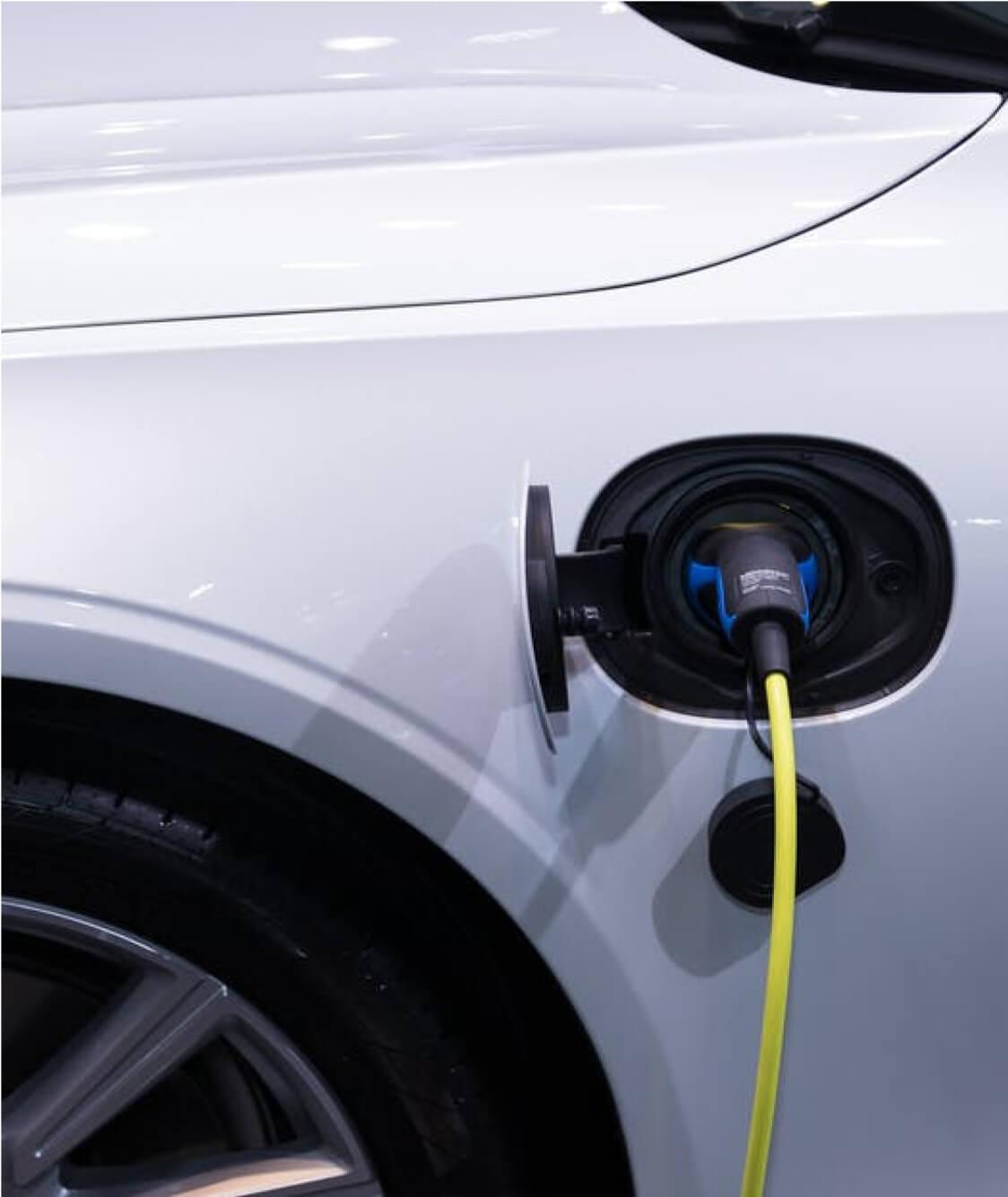 Ładowarka do samochodów elektrycznych Ineron