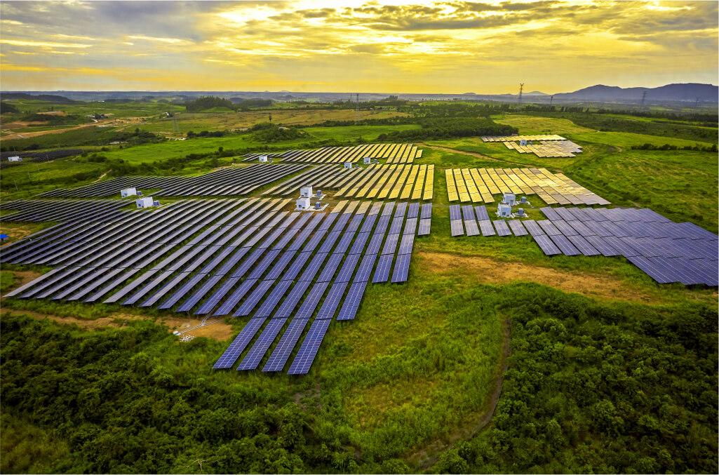 Farma słoneczna - Ineron