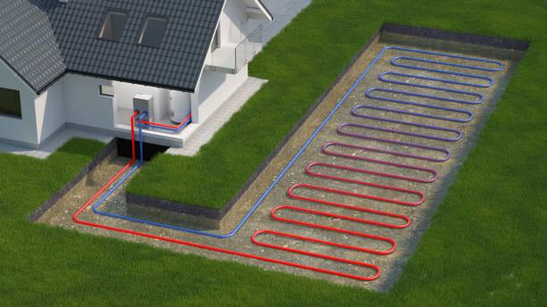 Jak działa gruntowa pompa ciepła?