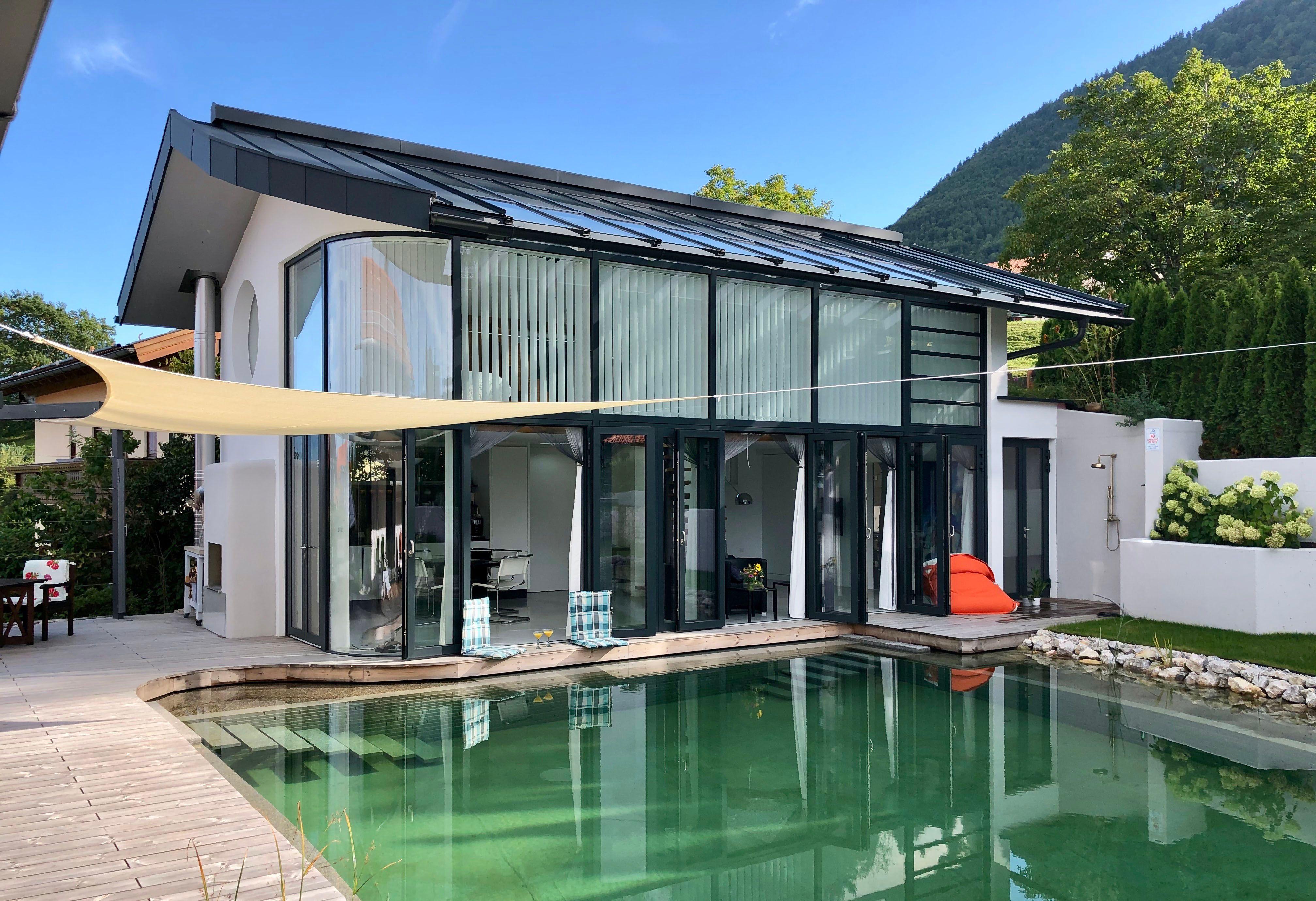 Das Poolhaus