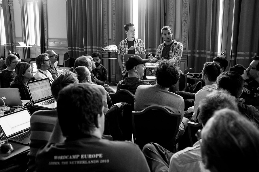 Contributor day at WordCamp Europe 2013