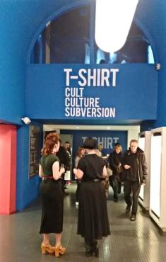 Tshirt Cult Culture Subversion exhibition