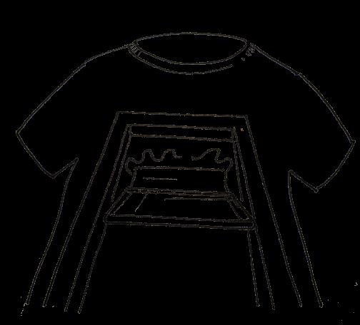 Screen Print drawing
