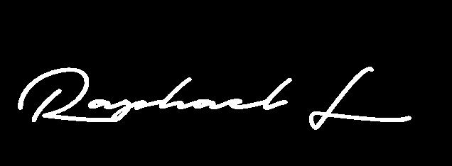 Assinatura de Raphaël Lima