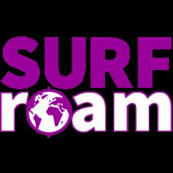 Logo da Surfroam