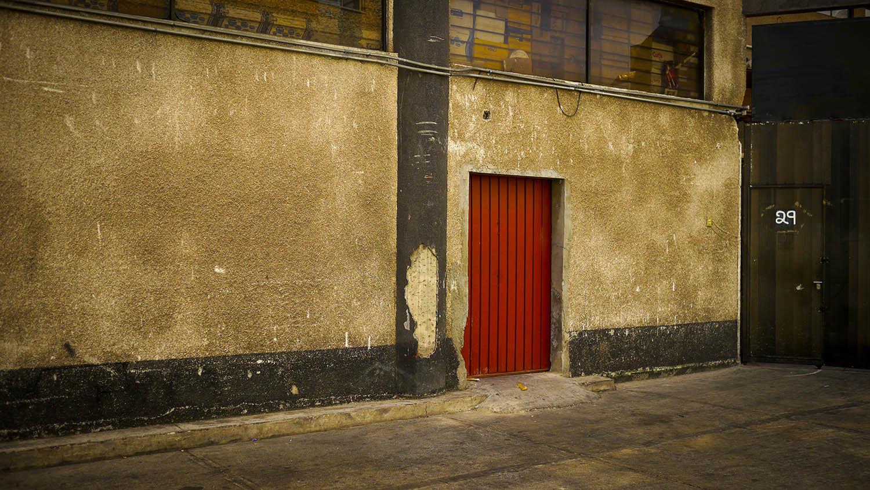 Mexico City by Will Crockett