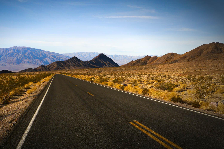 Death Valley by Will Crockett