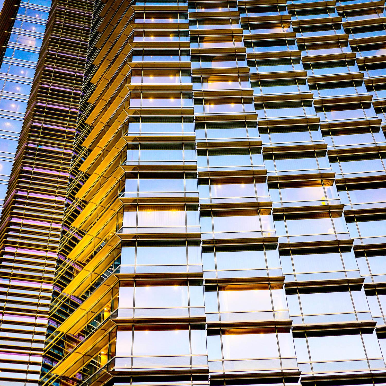 McCarthy Building, Las Vegas by Will Crockett