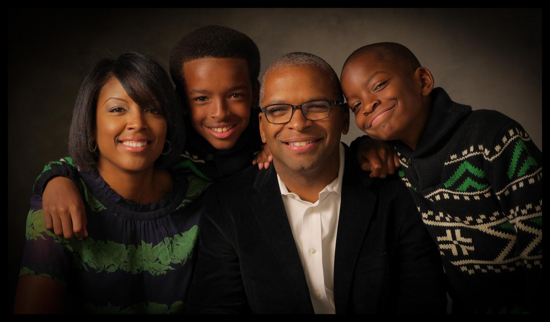 Family Portrait by Will Crockett