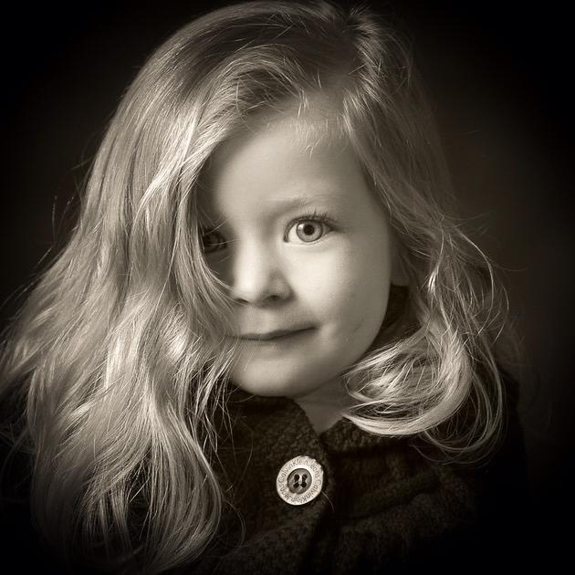Kids Portrait by Will Crockett