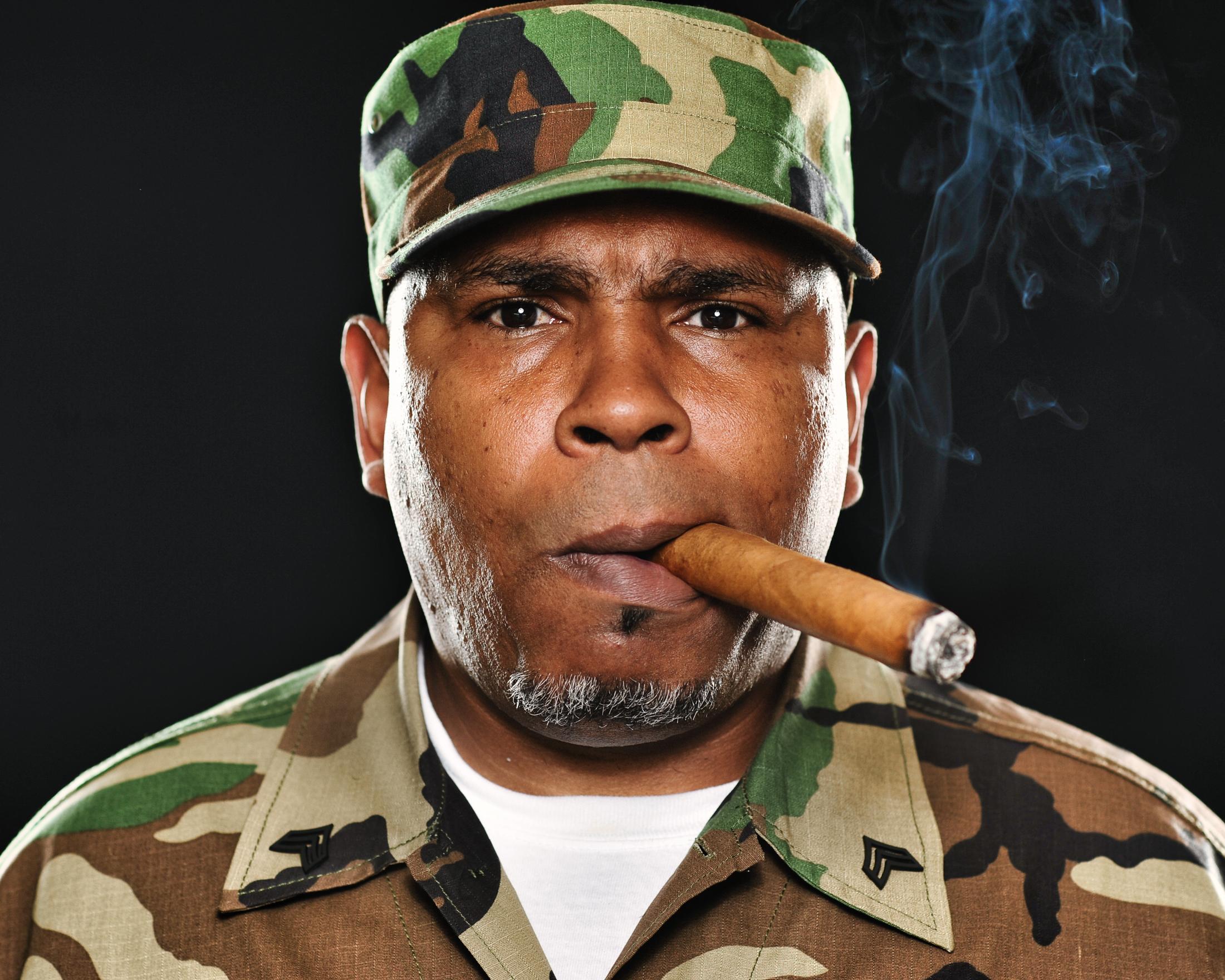 Corporal Ramos by Will Crockett