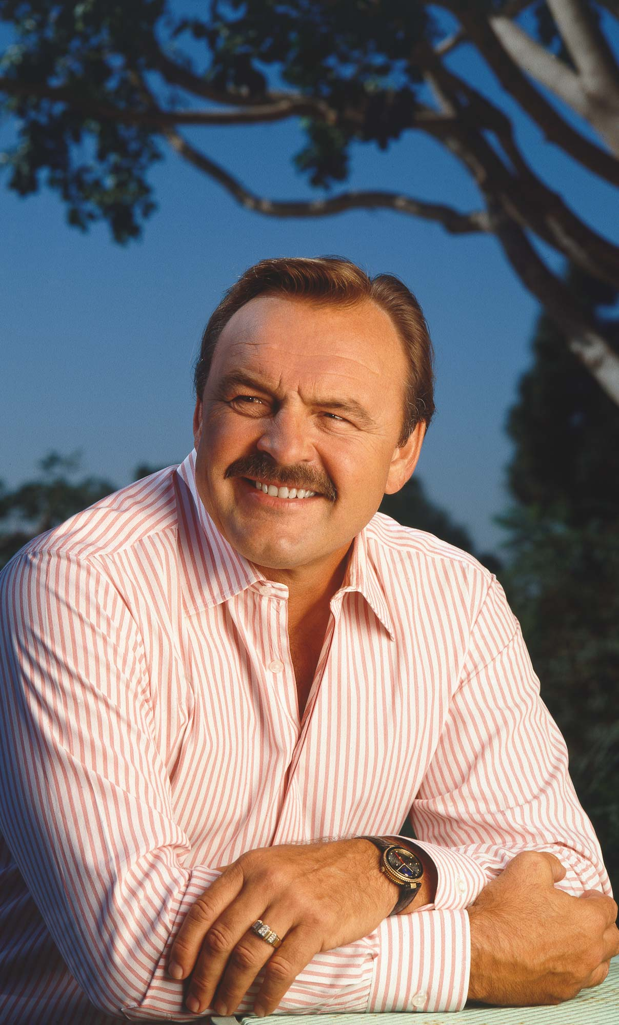 Dick Butkus Photographed by Will Crockett